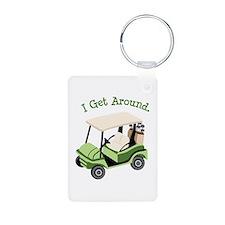 I Get Around Keychains