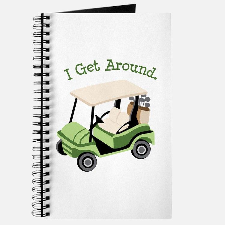 I Get Around Journal