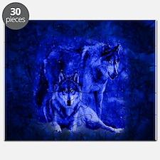 Winter Wolves Puzzle