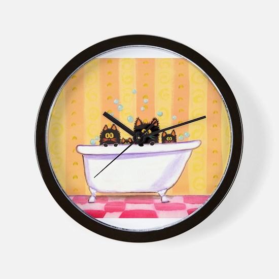 Funny Grumpy cat Wall Clock
