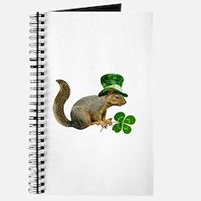 Leprechaun Squirrel Journal