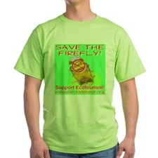 Save The Firefly No Mining Support EcoTourism Gree
