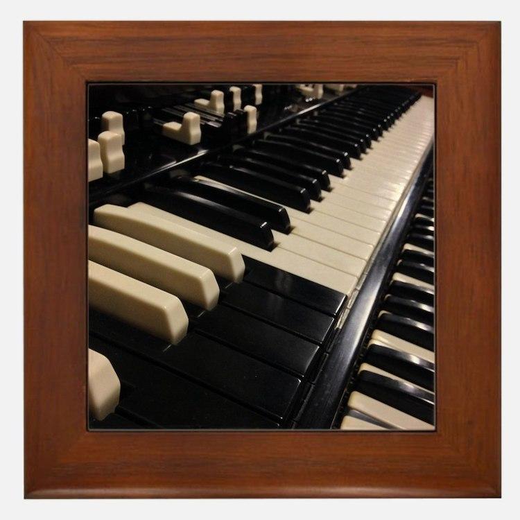 1955 Hammond B3 Framed Tile
