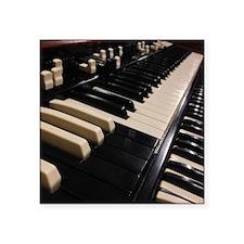 "1955 Hammond B3 Square Sticker 3"" x 3"""