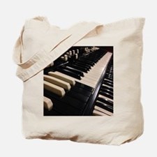1955 Hammond B3 Tote Bag