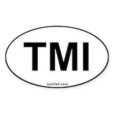 TMI Decal