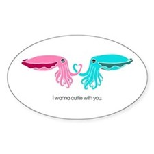 Cuttle with You Decal