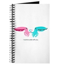 Cuttle with You Journal