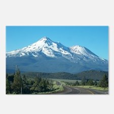 Mt. Shasta Postcards (Package of 8)