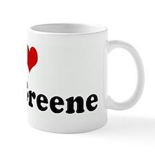 I Love Fort Greene Coffee Mug