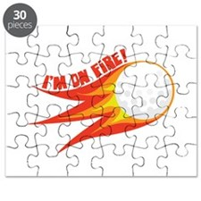 Im on Fire Puzzle