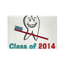 Dental Class of 2014 Magnets