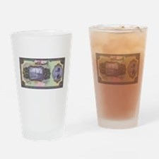 old money 16 Drinking Glass