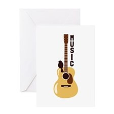 Music Greeting Cards