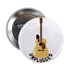 "Unplugged 2.25"" Button"