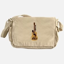 Dont Fret Messenger Bag