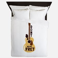 Dont Fret Queen Duvet
