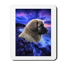 Leonbergers Dogs Mousepad