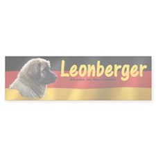 Leonberger Made In Germany Bumper Sticker