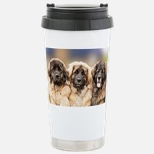 Leonberger Stainless Steel Travel Mug
