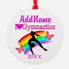 AWESOME GYMNAST Ornament