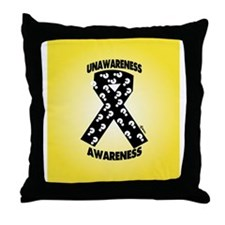 Unawareness Awareness 3 Throw Pillow