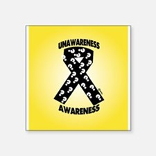 Unawareness Awareness 3 Sticker