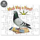 Pigeon Puzzles