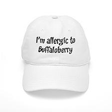 Allergic to Buffaloberry Baseball Cap