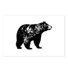 Black Bear Postcards (Package of 8)