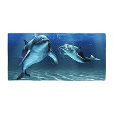 Dolphin Dream Beach Towel