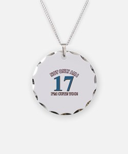 Cute 17 year old designs Necklace