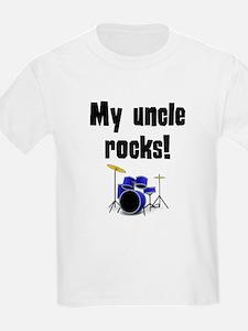 My Uncle Rocks T-Shirt