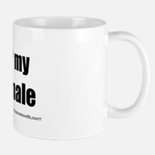 I Love My Shemale bevmug.png Small Small Mug