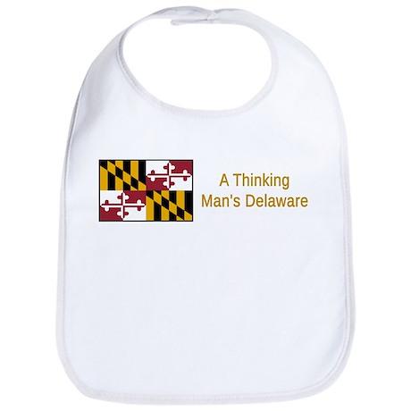 Maryland Humor #1 Baby Bib