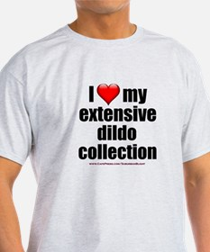 """I Love My Dildo Collection"" T-Shirt"
