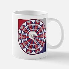 Lacrosse Shakey Dartboard Mug