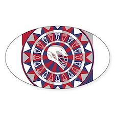 Lacrosse Shakey Dartboard Decal