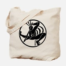 Ogum, Orixa of Iron Tote Bag