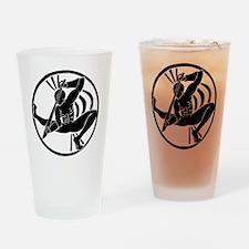 Ogum, Orixa of Iron Drinking Glass