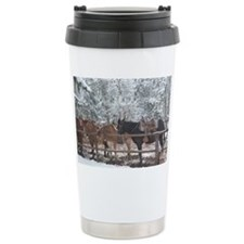 Mule Ride at the Grand  Travel Mug