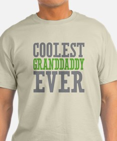 Coolest Granddaddy Ever T-Shirt