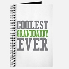 Coolest Granddaddy Ever Journal