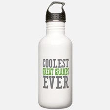 Coolest Great Gramps Ever Water Bottle