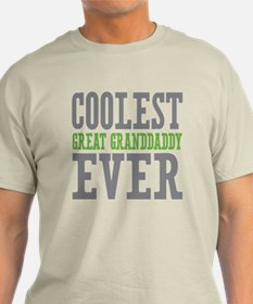 Coolest Great Granddaddy Ever T-Shirt