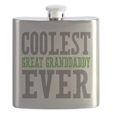 Coolest Great Granddaddy Ever Flask