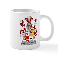 McGraw Family Crest Mugs