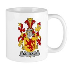 McHale Family Crest Mugs