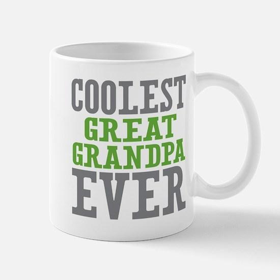 Coolest Great Grandpa Ever Mug