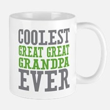 Coolest Great Great Grandpa Ever Mug
